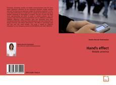 Buchcover von Hand's effect