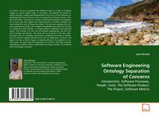Software Engineering Ontology Separation of Concerns kitap kapağı
