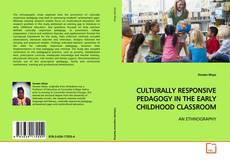 Portada del libro de CULTURALLY RESPONSIVE PEDAGOGY IN THE EARLY CHILDHOOD CLASSROOM