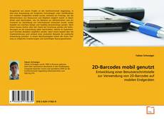 Bookcover of 2D-Barcodes mobil genutzt