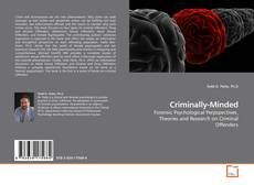Bookcover of Criminally-Minded