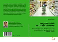 Обложка Analyse des Wiener Bio-Lebensmittelmarktes