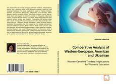 Bookcover of Comparative Analysis of Western-European, American and Ukrainian