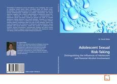 Portada del libro de Adolescent Sexual Risk-Taking