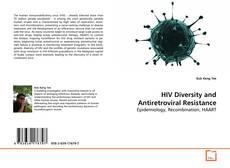 Portada del libro de HIV Diversity and Antiretroviral Resistance