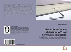 Capa do livro de African Proverbs and Metaphors in Visual Communication Design