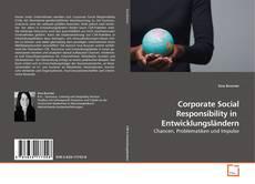 Corporate Social Responsibility in  Entwicklungsländern kitap kapağı