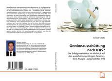 Borítókép a  Gewinnausschüttung nach IFRS? - hoz