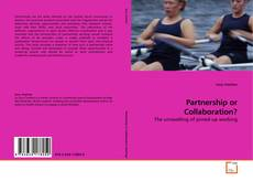 Buchcover von Partnership or Collaboration?