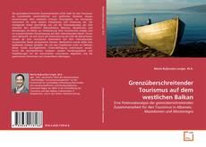 Buchcover von Grenzüberschreitender Tourismus auf dem westlichen Balkan