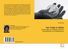 Buchcover von Fair Trade in Afrika