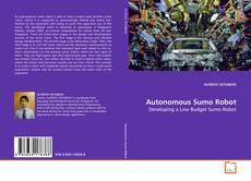 Autonomous Sumo Robot kitap kapağı