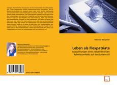Portada del libro de Leben als Flexpatriate