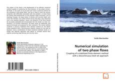 Copertina di Numerical simulation of two phase flows