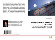 Capa do livro de Modeling Spatio-Temporal Databases