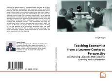 Couverture de Teaching Economics From a Learner-Centered Perspective