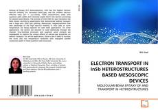 Copertina di ELECTRON TRANSPORT IN InSb HETEROSTRUCTURES BASED MESOSCOPIC DEVICES