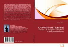 Architektur im Tourismus的封面
