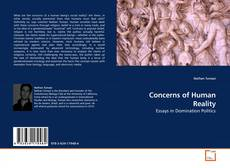 Bookcover of Concerns of Human Reality