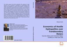 Couverture de Economics of Hostile Hydropolitics over Transboundary Waters