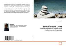 Capa do livro de Schöpferische Liebe