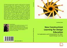 Bookcover of New Constructivist Learning for Design Education