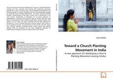 Обложка Toward a Church Planting Movement in India