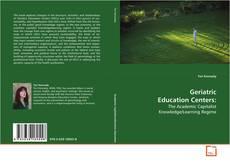 Capa do livro de Geriatric Education Centers: