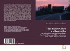 Bookcover of Food Supply Chains and Food-Miles