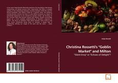 """Bookcover of Christina Rossetti's """"Goblin Market"""" and Milton"""