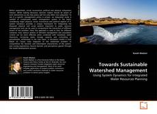 Обложка Towards Sustainable Watershed Management