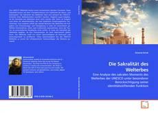 Buchcover von Die Sakralität des Welterbes