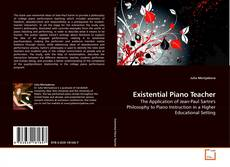 Bookcover of Existential Piano Teacher