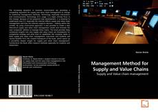 Bookcover of Management Method for Supply and Value Chains