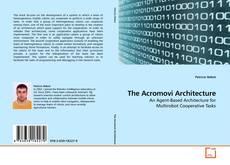 Capa do livro de The Acromovi Architecture