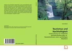 Buchcover von Tourismus und Nachhaltigkeit