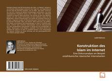Bookcover of Konstruktion des Islam im Internet
