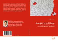 Couverture de Operator LE in Chinese