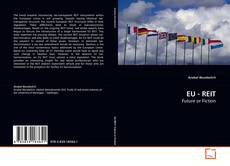 Bookcover of EU - REIT