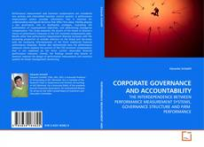 Copertina di CORPORATE GOVERNANCE AND ACCOUNTABILITY