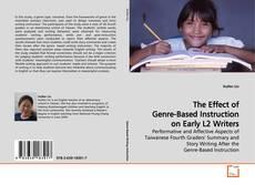 Borítókép a  The Effect of Genre-Based Instruction on Early L2 Writers - hoz