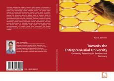 Bookcover of Towards the Entrepreneurial University