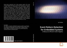 Capa do livro de Event Pattern Detection for Embedded Systems