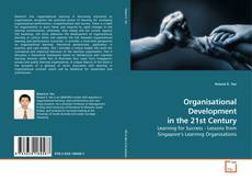 Capa do livro de Organisational Development in the 21st Century