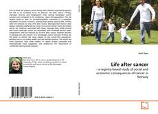 Buchcover von Life after cancer