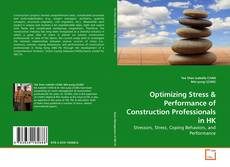 Bookcover of Optimizing Stress