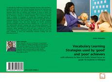 Capa do livro de Vocabulary Learning Strategies used by 'good' and 'poor' achievers