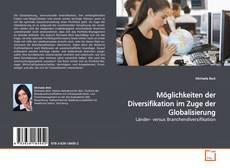 Möglichkeiten der Diversifikation im Zuge der Globalisierung kitap kapağı