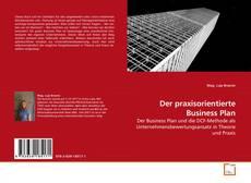 Обложка Der praxisorientierte Business Plan