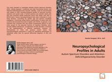 Capa do livro de Neuropsychological Profiles in Adults